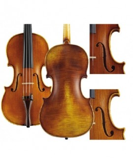 "Estuche ""AXL"" Rigido Foam Cello 1/8"